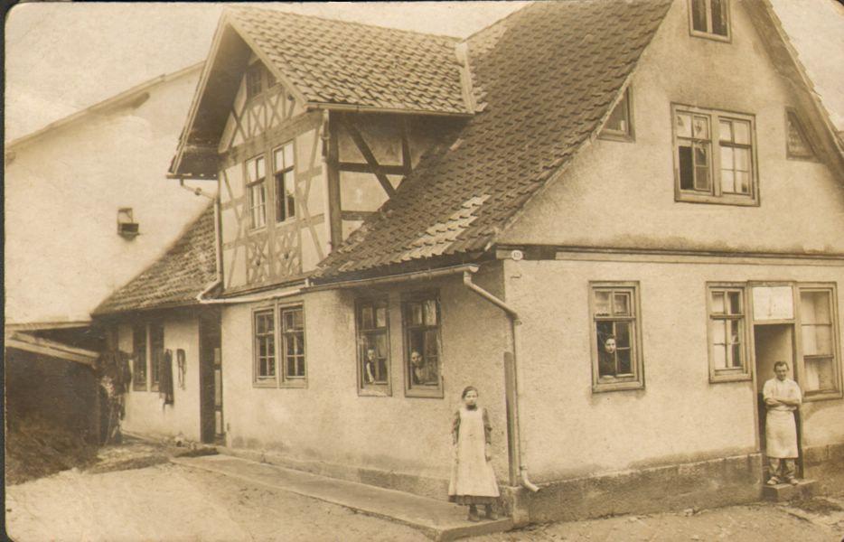 Erste  Bäckerei, Tannenberg